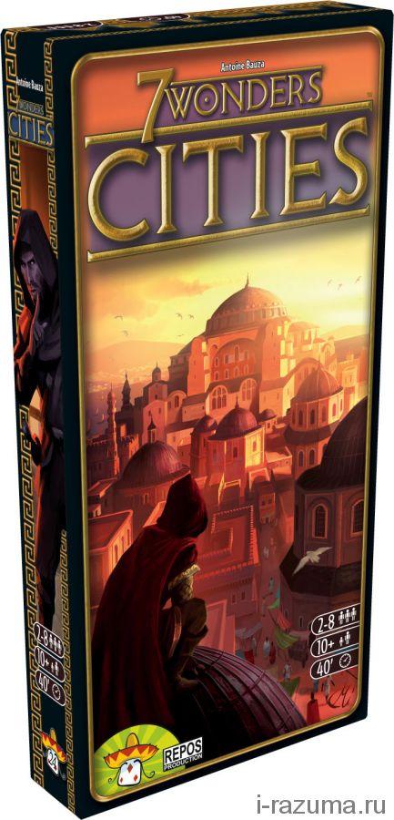 7 чудес Города (Дополнение) 7 Wonders Cities